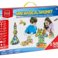 158-Piece Magnetic Building Block Set Only $29.99 Shipped