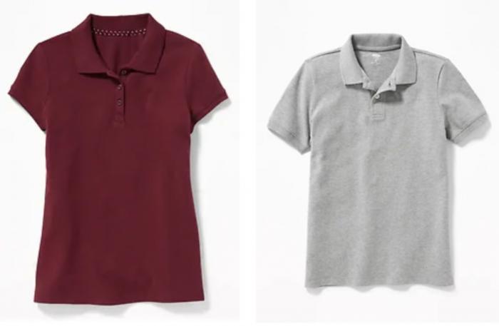 HOT Deals on Kid's School Uniforms at Old Navy! - Money