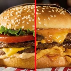 Red Robin Tavern Burger