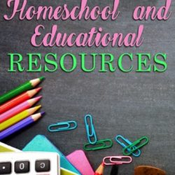 32 Free Homeschool Resources