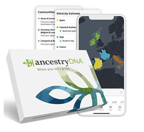 AncestryDNA Test Kit