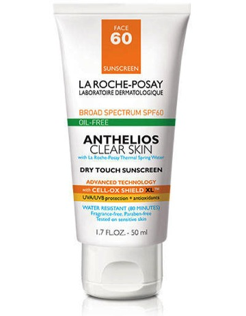 Anthelios Clear Skin Oil Free Sunscreen