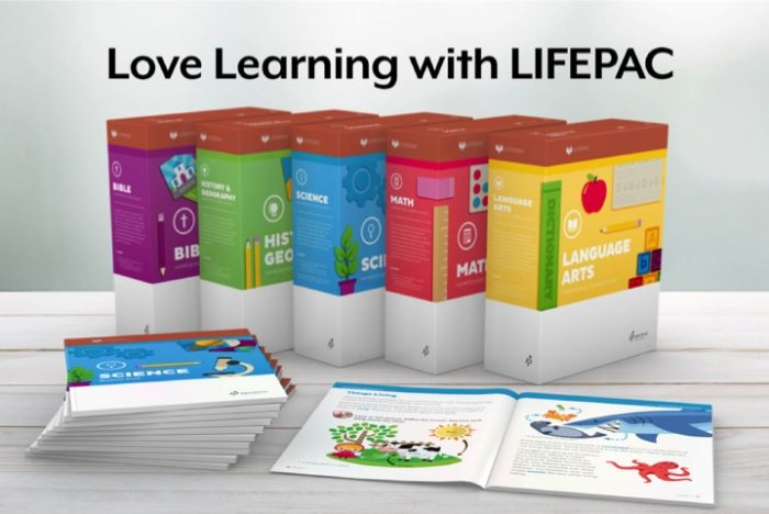 Free LIFEPAC Sample Pages