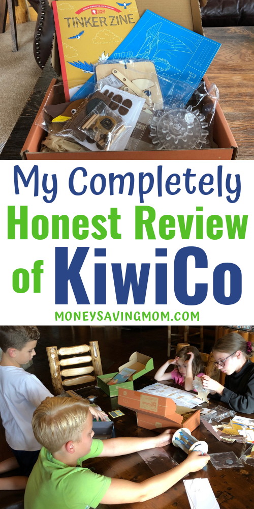 Completely Honest KiwiCo Review