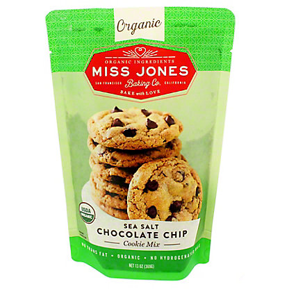 Miss Jones Cookie Mix