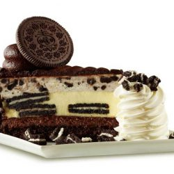 Oreo Dream Extreme Cheesecake!