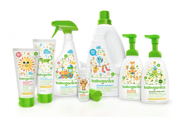 Babyganics Products