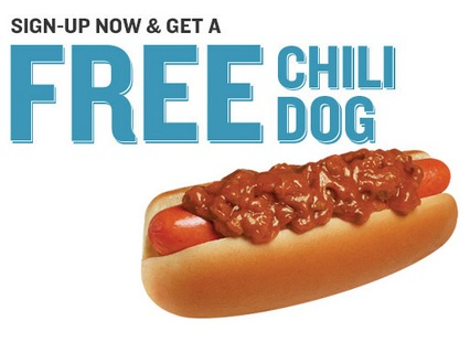 photo regarding Printable Wienerschnitzel Coupons titled Wienerschnitzel: Absolutely free Chili Pet dog! Income Preserving Mom® : Monetary