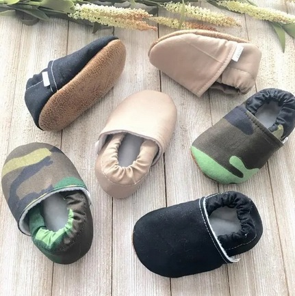 Handmade Soft Sole Moccasians
