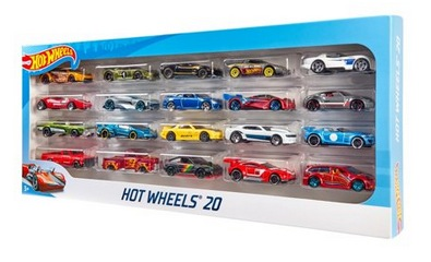 Hot Wheels 20-Car Collector Gift Pack