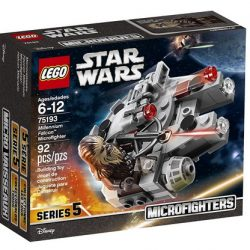 LEGO Star Wars Millennium Falcon Microfighter 75193 Building Kit