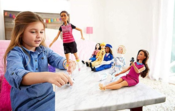 Up to 50% Off Barbie Career Dolls
