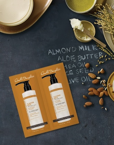 Carol's Daughter Almond Milk Shampoo & Conditioner