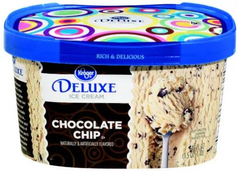 Kroger Ice Cream