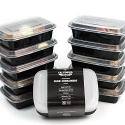 Food Containers | Set of 10
