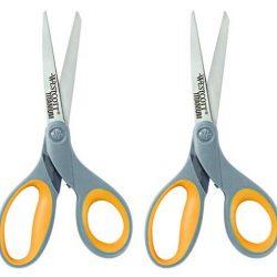 """Westcott 13901 8"""" Straight Titanium Bonded Scissors"""