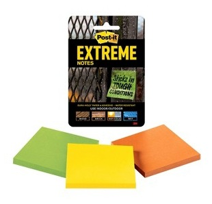 Target Cartwheel: 50% off Post-it Extreme Notes 12-Pack