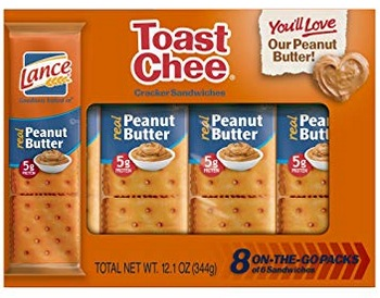 Lance Sandwich Crackers 8-Pack