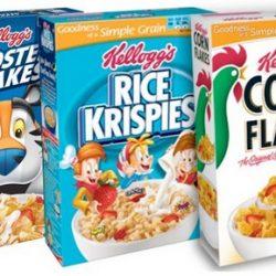 CVS: 5 Kellogg's Cereals + 5 Scholastic Books – Only $6.95