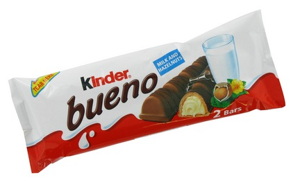 FREE Kinder Bueno Candy Bar