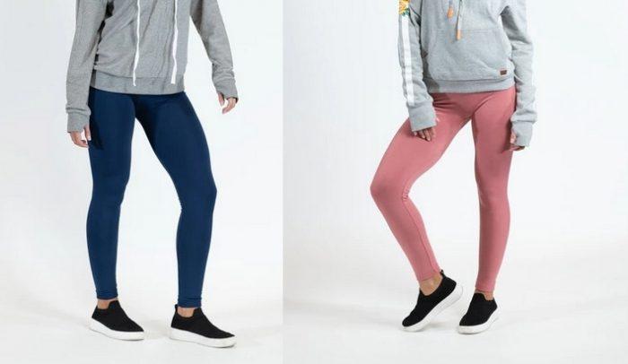 True Rock Women's Fleece Lined Leggings