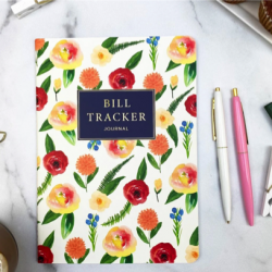 Bill Tracker Journal