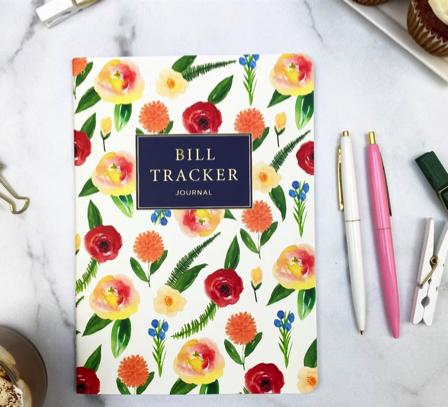 Bill Tracker Journal
