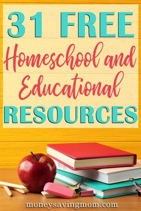 Free Homeschooling Resouces