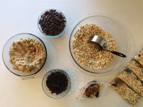 easy breakfast recipes for kids: Homemade Instant Oatmeal Packets