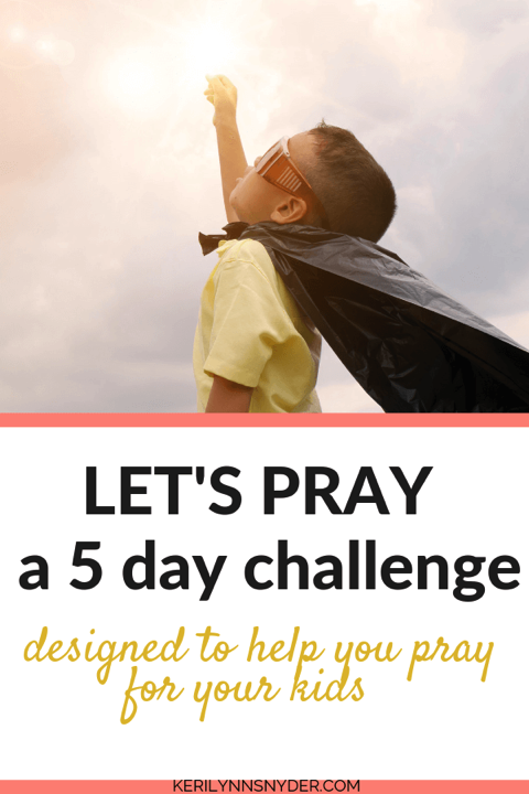 Let's Pray Challenge