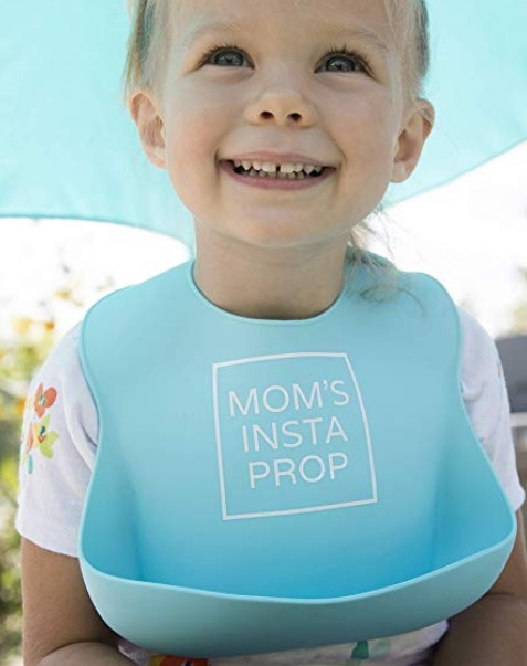 Soft Silicone Baby Bibs