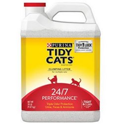 Purina Tidy Cats 20lb Cat Litters as Low as $12.55