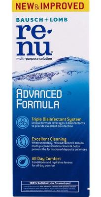 Renu Multi-Purpose Solution 12 oz Bottles
