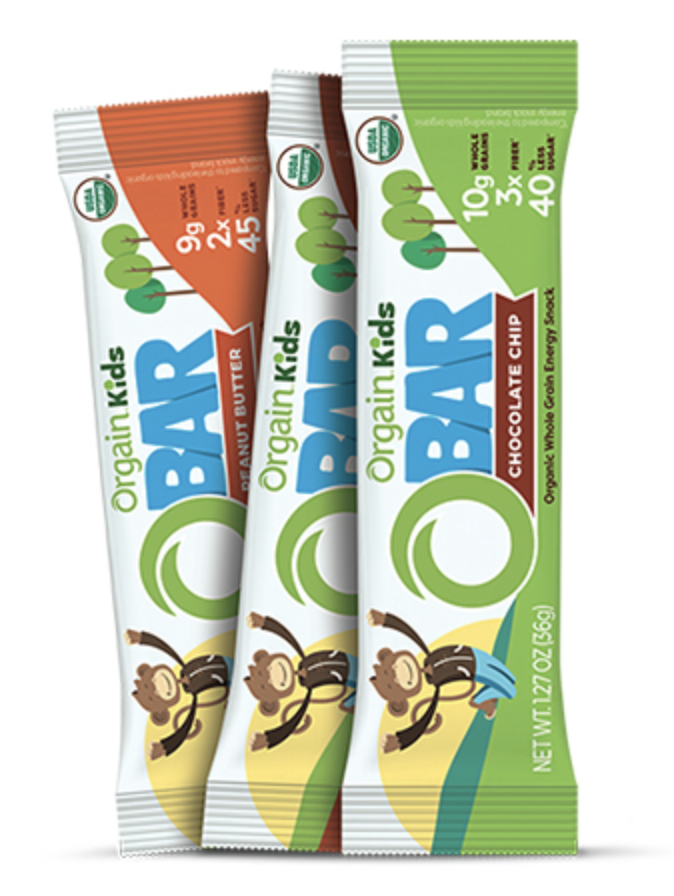 Orgain Kids O-Bars