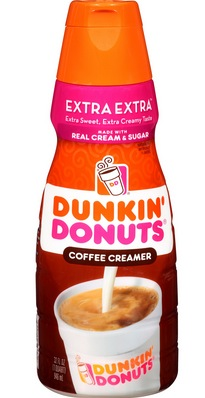 Dunkin' Donuts Coffee Creamer (32 oz)