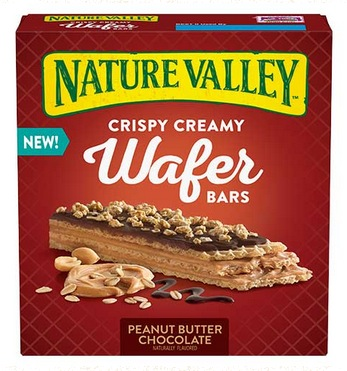 Nature Valley Wafer Bars