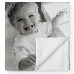 75% Off Personalized Fleece Throw Blankets at Walgreens