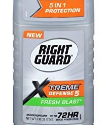 New $3/2 Right Guard Deodorant Coupon