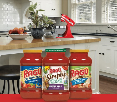 Ragu Dream Kitchen Sweepstakes (22,011 Winners)