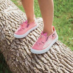 MUK LUKS® Kid's Canvas Shoes