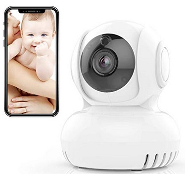 Wireless IP Baby Monitor Camera