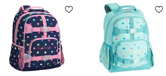 Pottery Barn Backpacks
