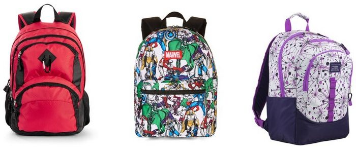 Free Backpack after rebate