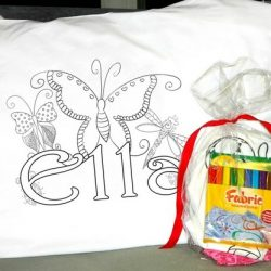 Personalized Color On Pillowcases
