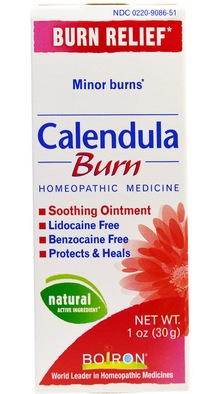 Calendula Burn Cream