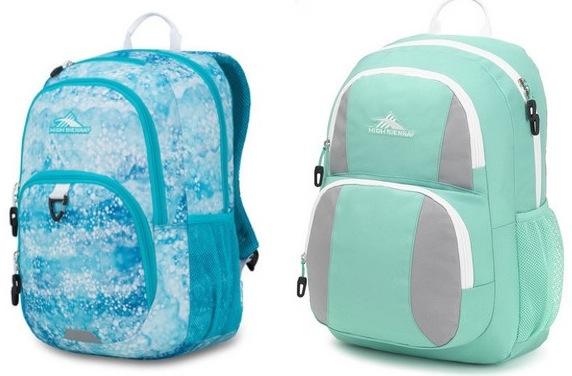 317   High Sierra Backpacks $14.99, Shipped!