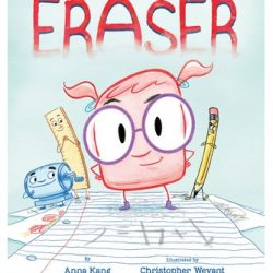 Eraser Hardcover Book Only $6.99 at Amazon