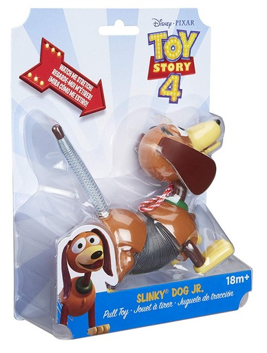 Slinky Disney Pixar Toy Story 4 Dog Jr