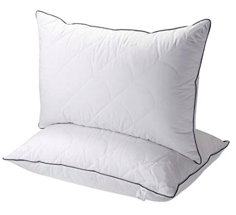 Down Alternative Quilted Pillows