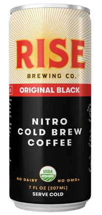 RISE Coffee Brew Drink